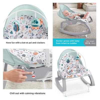 Fisher-Price Infant-to-Toddler Rocker Seat