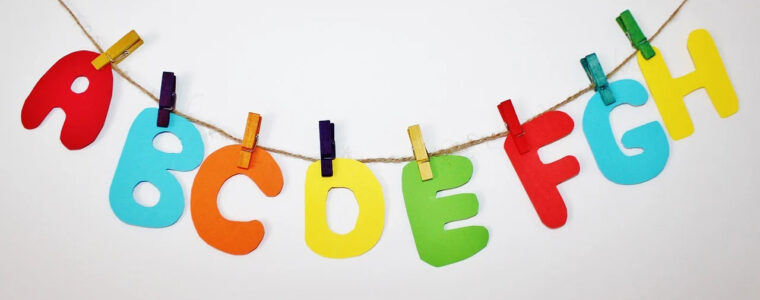 How To Memorize Children's Letters