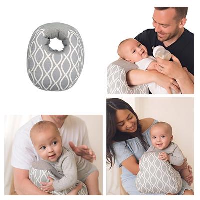 Itzy Ritzy Milk Boss Infant Nursing Breastfeeding And Bottle Feeding Pillow