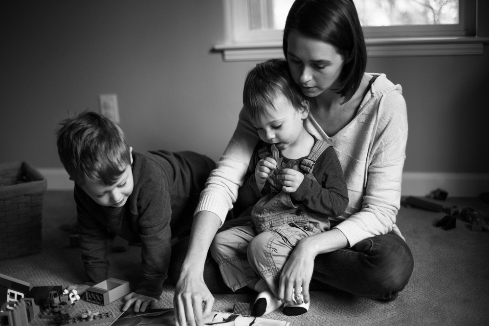 Motherhood And Childhood