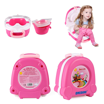 Onedone Portable Potty Training Travel Toilet For Toddler Baby