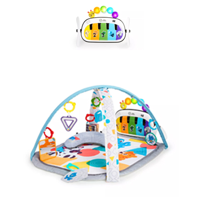Playtime For Baby With The 4-in-1 Music and Language Discovery