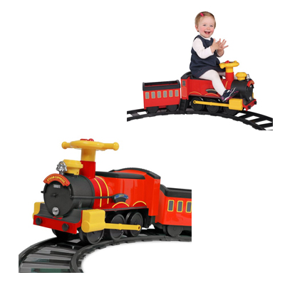 Rollplay Ride Steam Train 6 Volt Rechargeable Battery