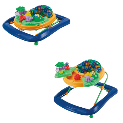 Safety Sounds 'n Lights Walker Activity For Baby