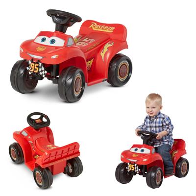 Toddler Quad Disney Pixar's Cars 3 McQueen Ride