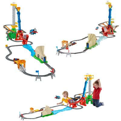 TrackMaster Sky High Bridge Jump Thomas & Friends