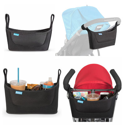 UPPABaby Carry-All Parent Organizer Suitable For All UPPAbaby Strollers